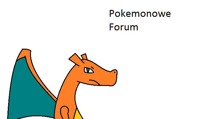 Pokemonowe forum!